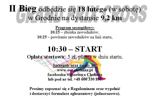II BIEG GP cz.1