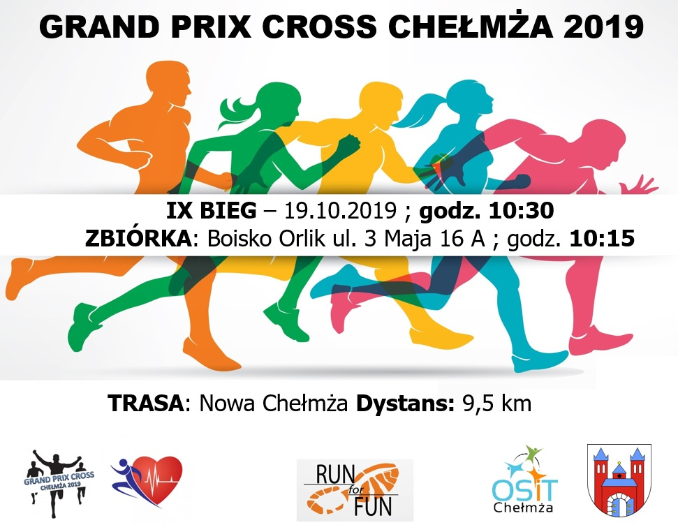 plakat 9 bieg gp cross 2019