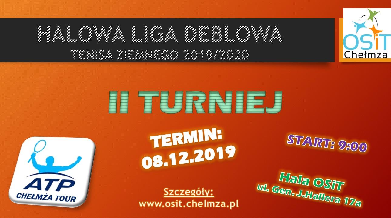 plakat na www II turniej
